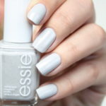 Essie go with the flowy review swatch