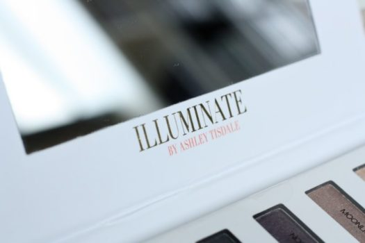 Review | Illuminate Night Goddess Eyeshadow Palette von Ashley Tisdale (& bh cosmetics)