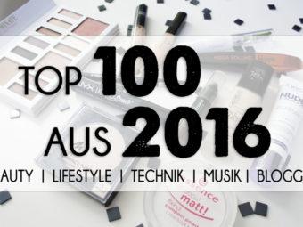 Das Ende ist noch nicht vorbei   Top 100 (Produkt-)Empfehlungen aus 2016